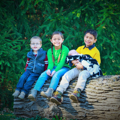 Children Portrait By Photography Company, Rhonda Cosgriff Designs