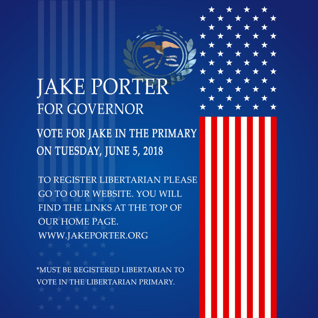 Porter campaign design