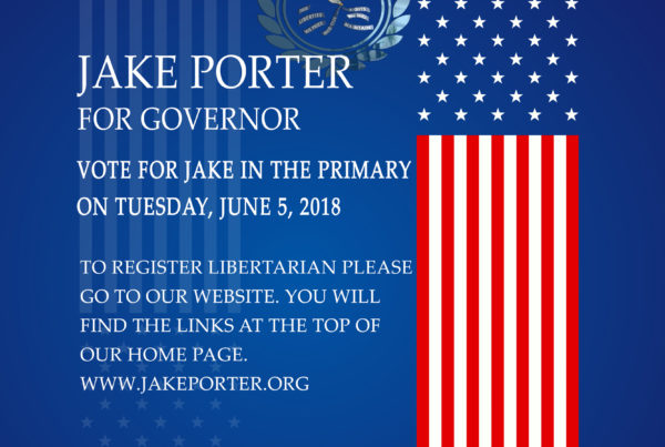 Porter campaign graphic design