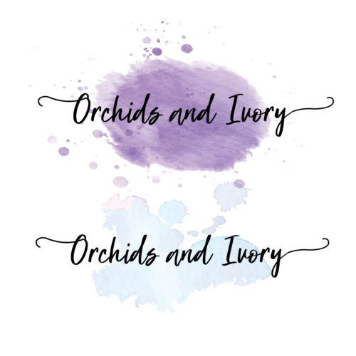 orchids and ivory logo