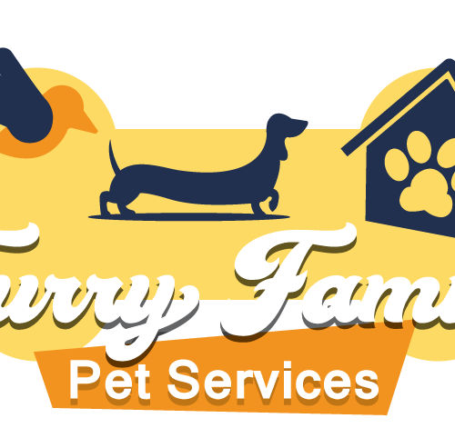 Furry Family Pet Services Logo