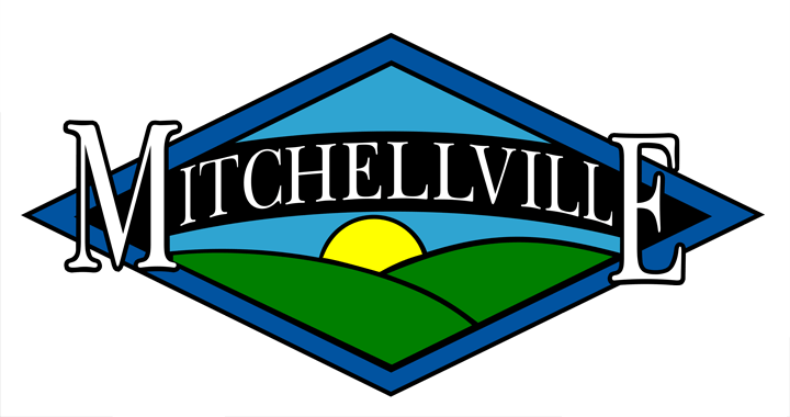 mitchellville Colored City Logo