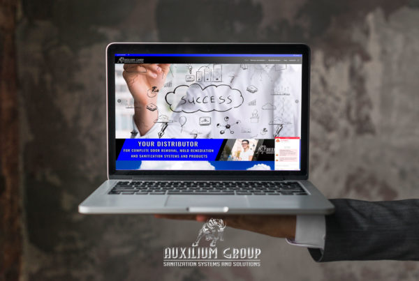 Aux Group Web Design West Des Moines Iowa